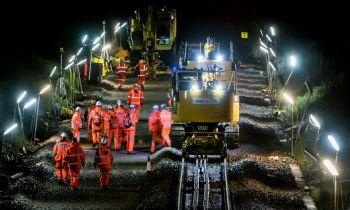 Government drops rail electrification plans