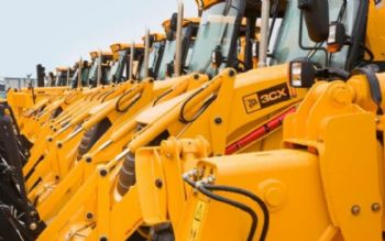 JCB increases annual earnings by a third