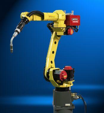 Fanuc introduces new arc welding robot