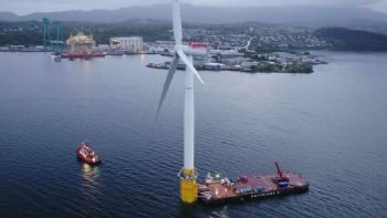 World's first floating wind farm for Scotland