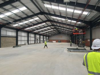 Icon Aerospace invests in new facility
