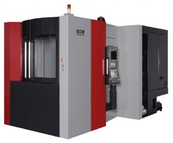 Machining centre undertakes heavy-duty cutting
