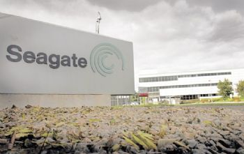 Profits down at Seagate Technology