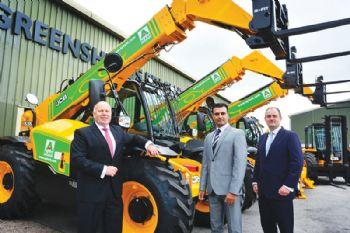 Large UK order secured by JCB