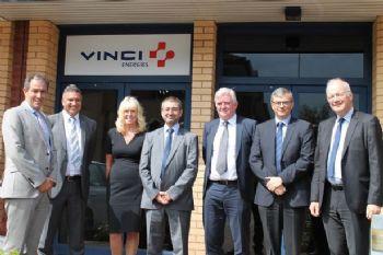Vinci Energies UK & RoI strengthens presence
