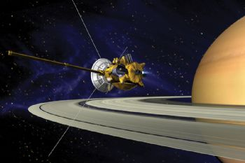 'Beginning of the end' for Cassini