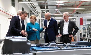 Germany to build Gigafactory rival