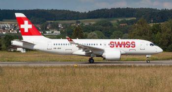 First 'revenue flight' for C-Series