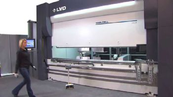 Flexible automated press brakes