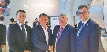 Aerospace firm wins Safran deal