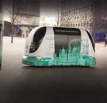 Westfield to export driverless pods