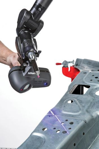 Hand-held laser scanner introduced