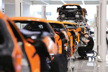 British car manufacturing rebounds in July