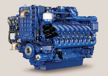 Turkish marine-engine contract won