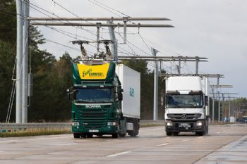 Siemens supporting electrified freight transport