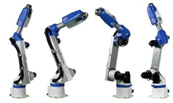 Six-axis robots from Toshiba