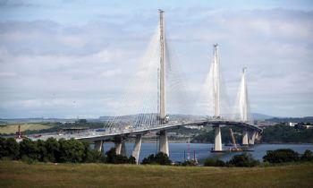 The Queen opens new Queensferry Crossing