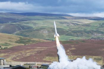 Skybolt 2 successfully launches