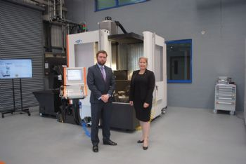 Engineering firm bolsters in-house machining