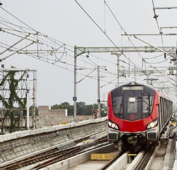 Alstom inaugurates metro project in Uttar Pradesh