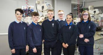 Six more apprentices for Reliance Precision