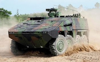'Boxer' touted as answer to British Army's needs