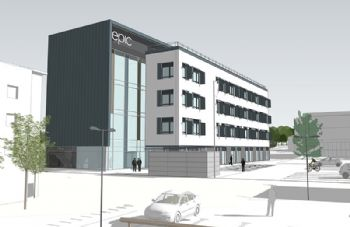 Plans approved for new innovation centre