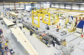 Airbus takes on 117 apprentices in North Wales