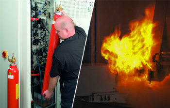 Protecting your production from fire risk