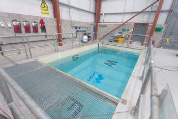 M2 Subsea unveils purpose-built test tank