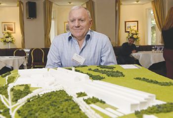 Ambitious plans for Fort William wheel facility