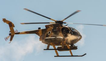 MDHI awarded five-year armed-helicopter deal