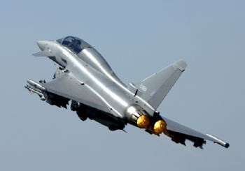 Major blow to Eurofighter Typhoon production