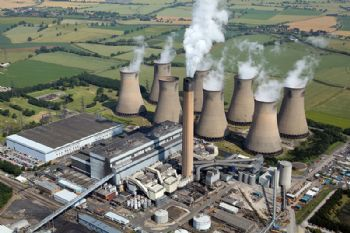 Public backs coal- and gas-power generation