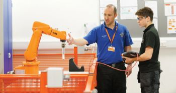 Degree level apprenticeships at the AMRC
