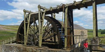 County Durham's Killhope Wheel recognised