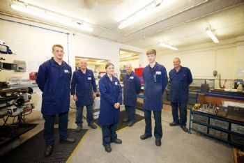 Lattimer recruits three new apprentices