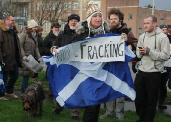 Scotland moves to outlaw fracking
