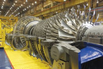 GE gas turbines achieve 'commercial operation'