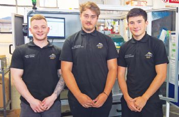 Pryor apprentices short-listed in EEF awards