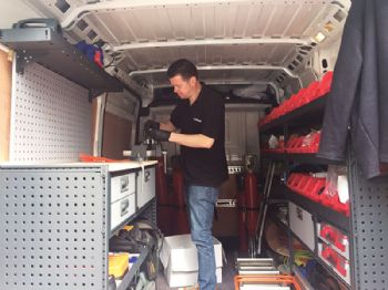 Fire prevention specialist expands operations