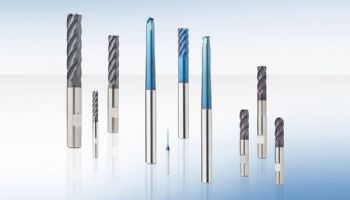 Solid-carbide mill range extended