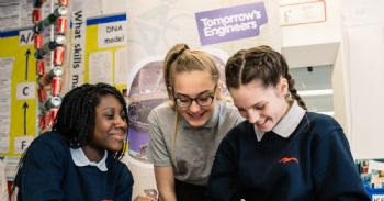 Partnership boosts STEM support for schools