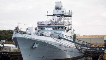 New offshore patrol vessel named HMS Medway