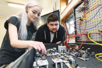High-tech engineering comes to Bridlington