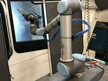 Robot helps small sub-contractor grow