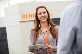 Renishaw engineer awarded prestigious prize