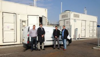 Spanish delegation visits Fife energy project
