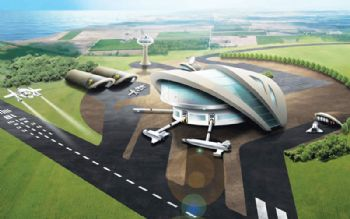 Investor drive for first UK spaceport