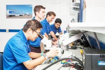 Ricardo opens new laboratories